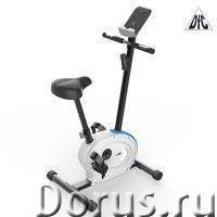 Велотренажер DFC F207D - Спорт товары - Велотренажер для домашнего пользования. Динамически обтекаем..., фото 1
