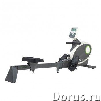 Гребной тренажер Tunturi Rower GO 30 - Спорт товары - Максимальный вес пользователя (кг. )135 Дистан..., фото 1