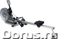 Гребной тренажер Matrix Матрикс Rower - Спорт товары - Отличный гребной тренажер нового поколения дл..., фото 1