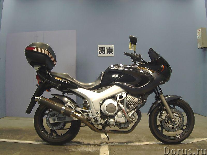 Yamaha TDM850 мотоцикл - Мотоциклы, мопеды - Yamaha TDM850 мотоцикл 2001 г.в., объем двигателя 850 с..., фото 1