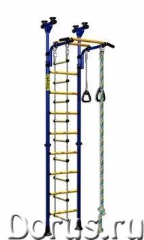 Детский спортивный комплекс домашний ДСК Kampfer Strong kid ceiling - Детские товары - Детский спорт..., фото 1