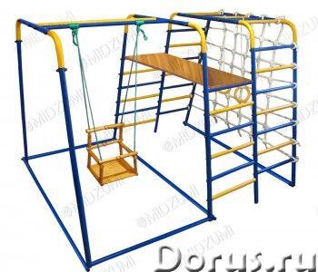 ДСК домашний Midzumi Kimpi - Спорт товары - Комплектация: — основа - металлическая шведская стенка П..., фото 1
