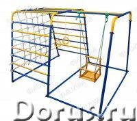 ДСК домашний Midzumi Toppa - Спорт товары - Комплектация: — основа - металлическая шведская стенка П..., фото 1