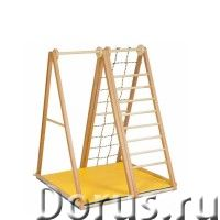 ДСК домашний KIDWOOD Березка - Детские товары - Берёзка отлично комбинируется со спорткомплексами, у..., фото 1