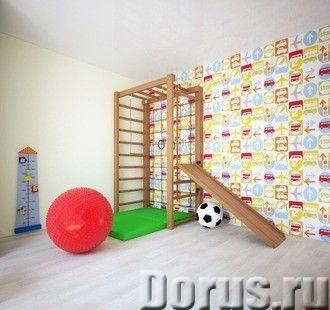 Деревянный спортивный комплекс baby-max_diskaveri - Детские товары - Деревянный спортивный комплекс..., фото 1