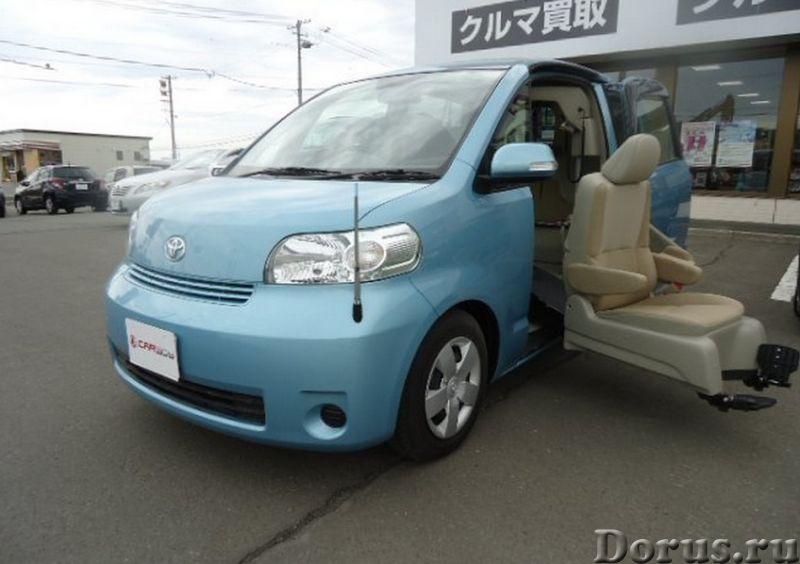Toyota Porte хетчбек для водителя колясочника - Легковые автомобили - Toyota Porte хетчбек для водит..., фото 1