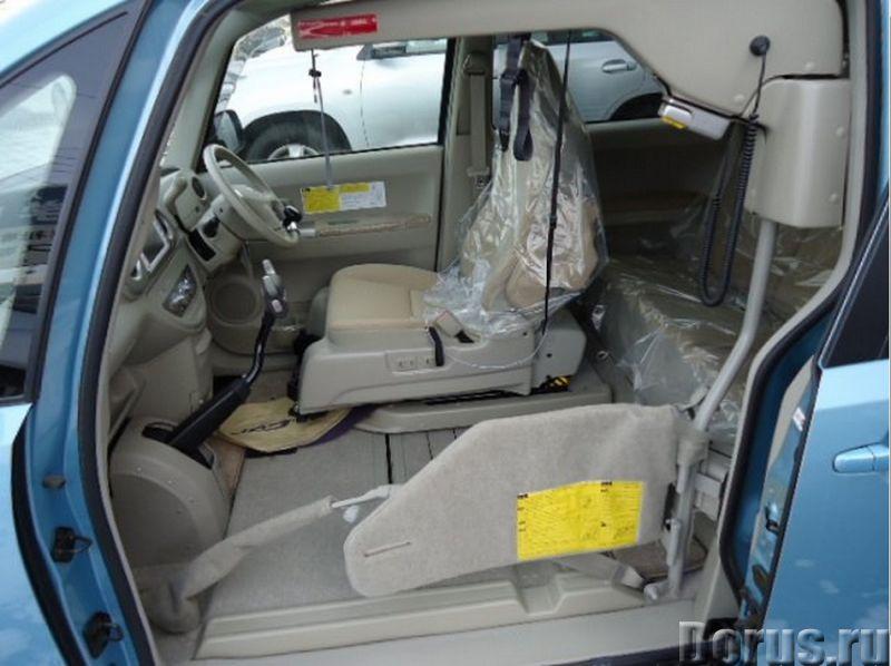 Toyota Porte хетчбек для водителя колясочника - Легковые автомобили - Toyota Porte хетчбек для водит..., фото 3