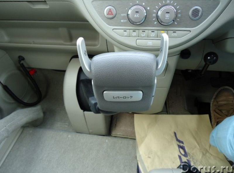 Toyota Porte хетчбек для водителя колясочника - Легковые автомобили - Toyota Porte хетчбек для водит..., фото 4
