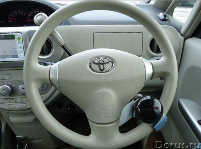 Toyota Porte хетчбек для водителя колясочника - Легковые автомобили - Toyota Porte хетчбек для водит..., фото 5