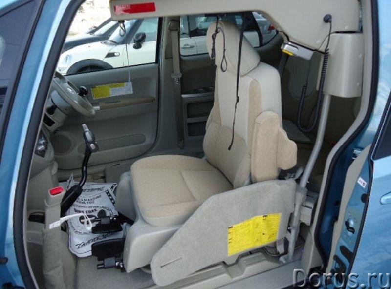 Toyota Porte хетчбек для водителя колясочника - Легковые автомобили - Toyota Porte хетчбек для водит..., фото 6