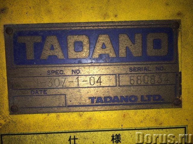 Tadano FulAvto 5 кран манипулятор КМУ - Сельхоз и спецтехника - Tadano FulAvto 5 кран манипулятор КМ..., фото 3
