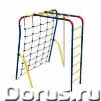 ДСК Спайдер-42 артикул: СК 3.3.20.00-43 - Детские товары - Состав модели: — П-образная рама из 2-х с..., фото 1
