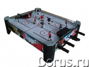 Настольный хоккей DFC Liverpool RT-9005 - Детские товары - Размер см (длина, ширина, высота) 71*50*2..., фото 1