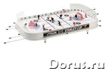 Настольный хоккей STIGA Stanley Cup (95 x 49 x 16 см, цветной) - Детские товары - Характеристики ДхШ..., фото 1