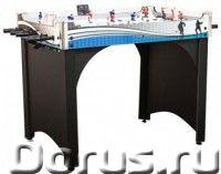 Игровой стол - хоккей «Alaska» - Детские товары - Рычажный хоккей (ROD), имитирующий классический хо..., фото 1