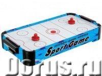 """Игровой - стол аэрохоккей """"Sport Game"""" - Детские товары - Игровой - стол аэрохоккей Sport Game (74 с..., фото 1"""