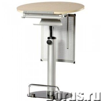 Стол для работы стоя Kettler артикул: 6093-272 - Мебель для дома - Простое изменение высоты рабочей..., фото 1