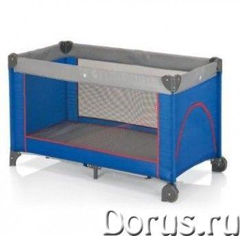 Манеж-кроватка детский Kettler складной артикул: Н8975-2140 - Мебель для дома - Манеж в сложенном ви..., фото 1