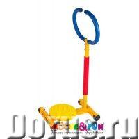 "Детский тренажер SH-11 Moove&Fun ""Твистер"" с ручкой - Детские товары - Детский тренажер Moove&Fun Тв..., фото 1"