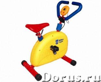 "Детский тренажер Larsen ""Baby Gym"" ВЕЛОТРЕНАЖЕР артикул: LEM-KEB001 - Детские товары - Детский трена..., фото 1"