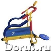 Беговая дорожка детская DFC VT-2300 - Детские товары - Беговая дорожка детская DFC VT-2300 С диском..., фото 1