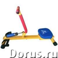 Гребной тренажер детский DFC VT-2700 - Детские товары - Гребной детский тренажер DFC VT-2700 Тренаже..., фото 1