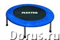 """Батут домашний Flexter 54"""" (137 см) артикул: FL77146 - Спорт товары - Батут Flexter 54 (137 см) арти..., фото 1"""