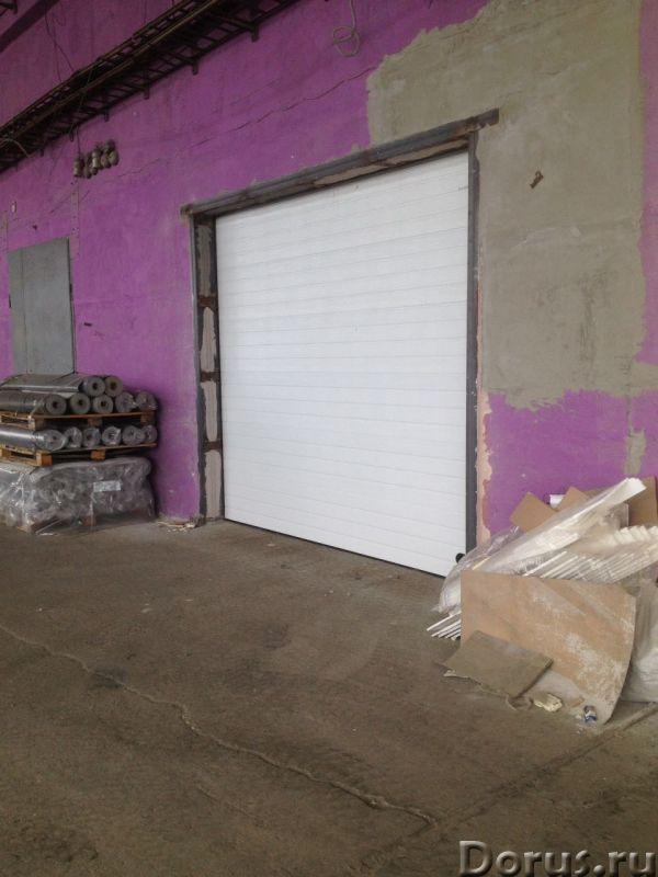 Секционные ворота DoorHan от производителя - Средства безопасности - Производим секционные гаражные..., фото 1