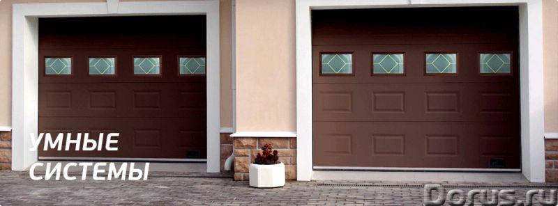 Секционные ворота DoorHan от производителя - Средства безопасности - Производим секционные гаражные..., фото 3