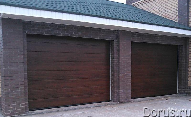 Секционные ворота DoorHan от производителя - Средства безопасности - Производим секционные гаражные..., фото 4