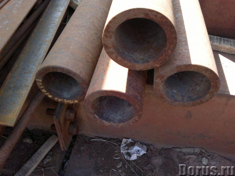 Продам трубы бесшовные 60х10, 70х8, 121х14, 127х11 от 1 метра - Металлопродукция - Труба бесшовная 6..., фото 1