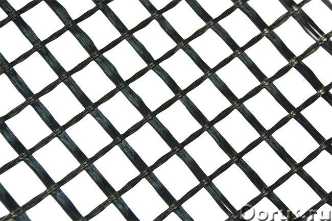 Геосетка ССНП 50/50 - Материалы для строительства - Геосетки ССНП представлюят собой геокомпозитный..., фото 1