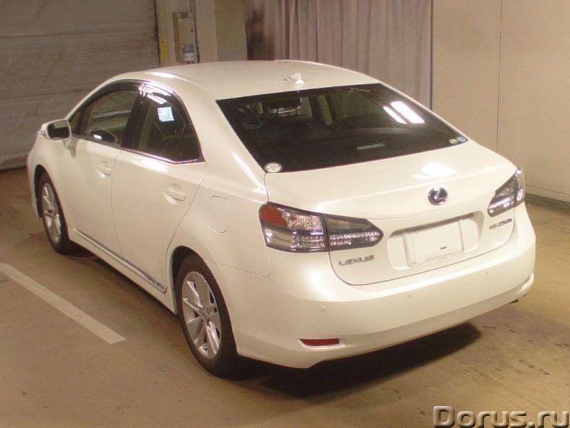 Автомобиль гибрид седан LEXUS HS250H без пробега РФ - Легковые автомобили - Автомобиль гибрид седан..., фото 2