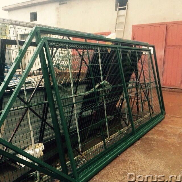 Фурнитура для откатных сдвижных ворот - Материалы для строительства - Изготовляем фурнитуру для отка..., фото 1