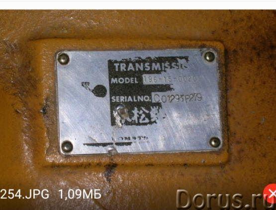 Трансмиссия Komatsu D355C-3, 196-15-00200, TRANSMISSION TORQFLOW - Запчасти и аксессуары - TRANSMISS..., фото 3