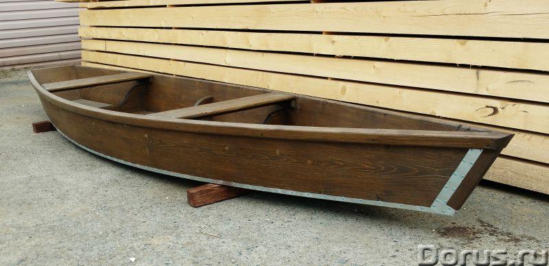 """Лодка деревянная """" Рыбачка"""" - Водный транспорт - Лодка деревянная Рыбачка для охоты и рыбалки. Длина..., фото 2"""