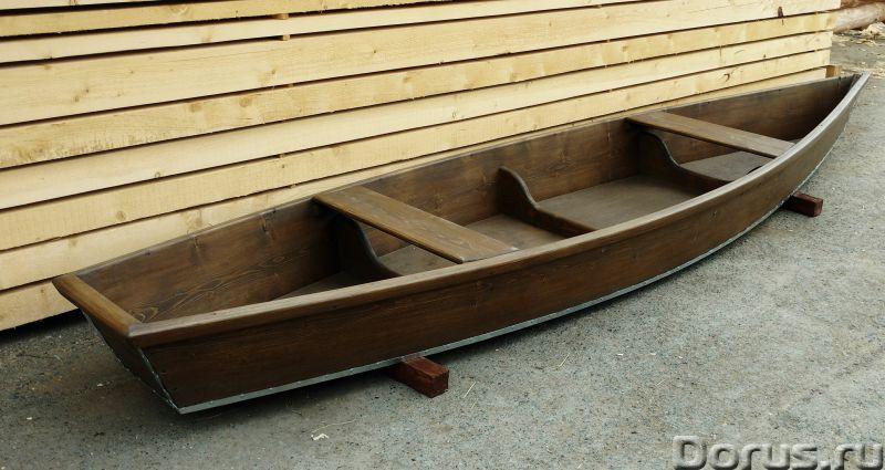 """Лодка деревянная """" Рыбачка"""" - Водный транспорт - Лодка деревянная Рыбачка для охоты и рыбалки. Длина..., фото 3"""
