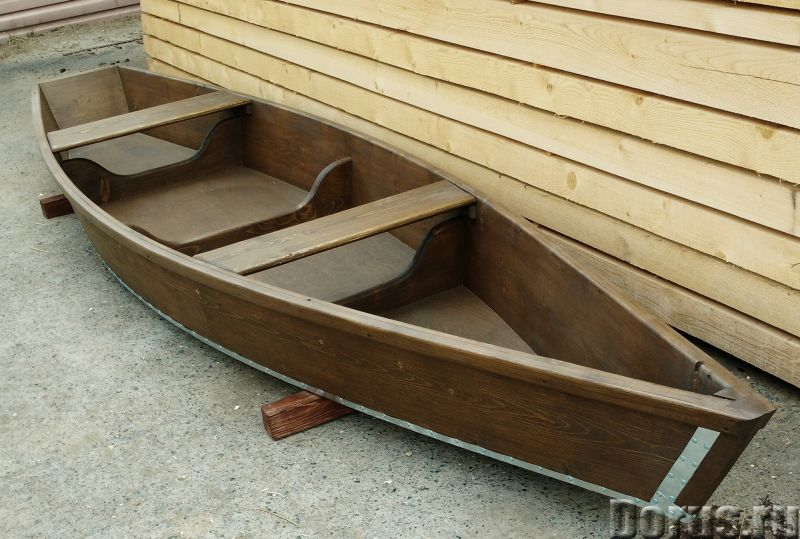 """Лодка деревянная """" Рыбачка"""" - Водный транспорт - Лодка деревянная Рыбачка для охоты и рыбалки. Длина..., фото 4"""