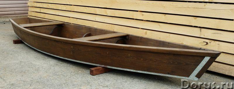 """Лодка деревянная """" Рыбачка"""" - Водный транспорт - Лодка деревянная Рыбачка для охоты и рыбалки. Длина..., фото 5"""