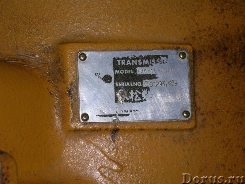 Трансмиссия Komatsu D355C-3, 196-15-00200, TRANSMISSION TORQFLOW - Запчасти и аксессуары - Предлагае..., фото 4