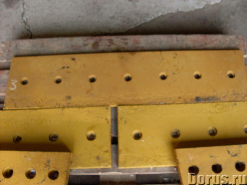 Ножи отвала для любой спецтехники - Запчасти и аксессуары - Компания «ЗиМ» - производитель ножей для..., фото 1