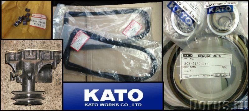 Запчасти к KATO в наличии - Запчасти и аксессуары - MC820238 клапан MC822844 регулятор MC840190 клап..., фото 1