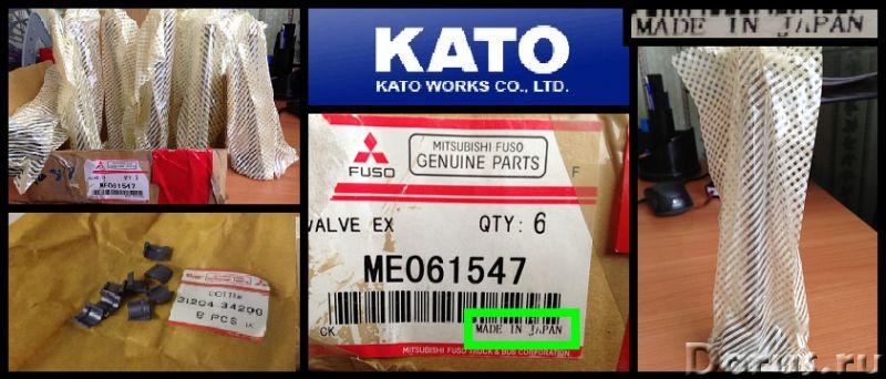Запчасти к KATO в наличии - Запчасти и аксессуары - MC820238 клапан MC822844 регулятор MC840190 клап..., фото 2