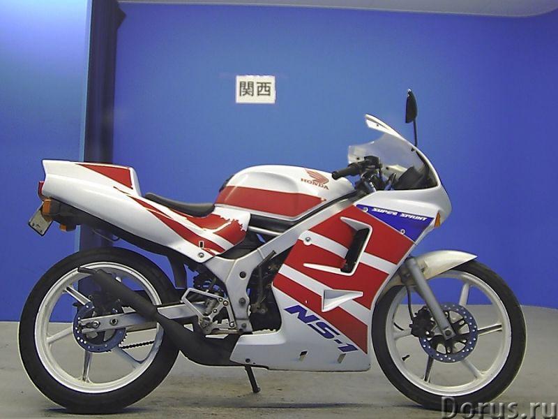 Скутер спорт-байк Honda NS-1 - Мотоциклы, мопеды - Скутер спорт-байк Honda NS-1 , Honda NS-1 - компа..., фото 1